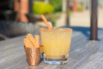 Fall Cocktail_Honey_Pear_Margarita