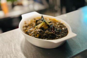 Palak Paneer_Indian food